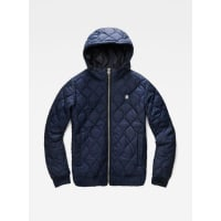 G-StarMeefic Quilted Hooded Overshirt