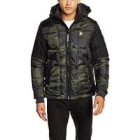 G-StarHerren Jacke Whistler Hooded Camo Jacket