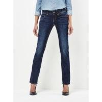 G-StarMidge Saddle Mid Waist Straight Jeans