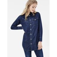 G-StarTacoma Long Boyfriend Shirt