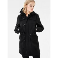 G-StarWool Hooded Duffle Coat