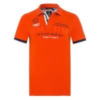 GaastraPolo Peak Art orange Hommes