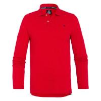 GaastraRugby Shirt Royal Sea rot Herren