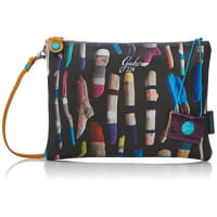 GabsGabsBEYONCE - Borse a Tracolla Donna, Multicolore (Mehrfarbig (SO224)), 28x21x1 cm (B x H x T)