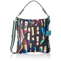 GabsGabsKIRSTEN - Borse a Tracolla Donna, Multicolore (Mehrfarbig (SO224)), 31x33x14 cm (B x H x T)