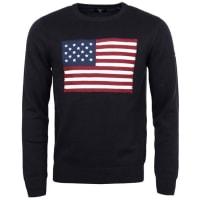 GANTAmerican Flag Sweater