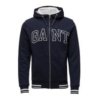 GANTGant Outline Full Zip Hoodie