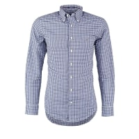 GANTREGULAR FIT Camisa informal persian blue
