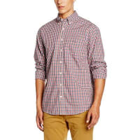 GANTHerren Freizeit Hemd O1. 2 Color Gingham Reg Bd (Ger)