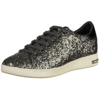 GeoxSneaker grau / schwarz
