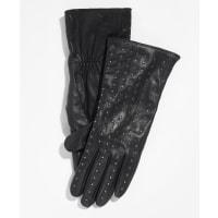 Gina TricotCara Leder-Fingerhandschuhe