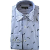 GiordanoOUTLET Giordano Overhemd Blauw