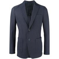 Giorgio Armanipeaked lapel blazer