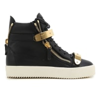 Giuseppe ZanottiSneakers for Women On Sale in Outlet, Black, Leather, 2016, 6.5 7