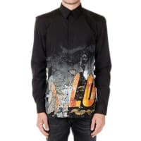 GivenchyAbstracted Print Shirt Herbst/Winter