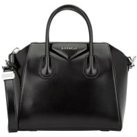GivenchyAntigona Small 2way Duffel Black Satchel, Black