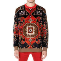 GivenchyCrewneck Printed Sweatshirt Herbst/Winter