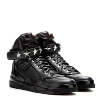 GivenchyHigh-Top-Sneakers Tyson aus Leder