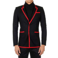 GivenchyLined Wool Blazer Herbst/Winter