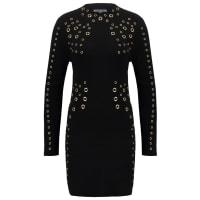 GlamorousGebreide jurk black