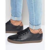 GlobeLos Angered Low Sneakers - Black