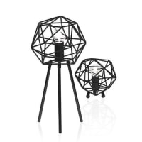 Globen LightingLámpara de mesa Diamond negro