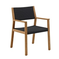 GlosterMaze Rope Dining Chair