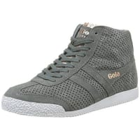 GolaDamen Harrier High Glimmer Suede Hohe Sneakers
