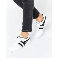 GolaHarrier - Hochwertige Sneaker aus Leder - Weiß