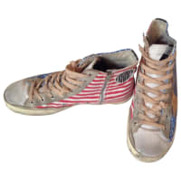 Golden GooseLeintuch sneakers - aus zweiter Hand