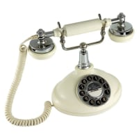 GPOOpal Traditional Retro Push Button Telephone