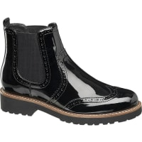 GracelandChelsea Boots in Lack-Optik