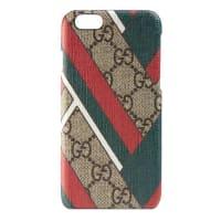 GucciChevron Supreme Canvas iPhone 6 Case, Multi