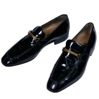 GucciElegant Gucci Mens Patent Loafers