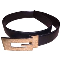 GucciPre-Owned - LEATHER BELT