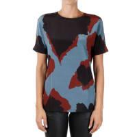 GucciSilk Printed T-shirt Herbst/Winter