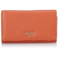 GuessGuess Mujer Cate Slg Flap Organizer Monedero Varios Colores Multicolore (Spice)