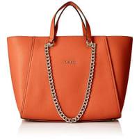 GuessDamen Nikki Chain Tote Handtaschen, Einheitsgröße