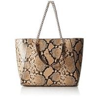 GuessDamen Nikki Chain Tote Top Handtaschen, Einheitsgröße