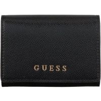 GuessSchwarze Guess Portemonnaie SWISAB P6416
