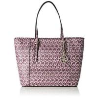 GuessDamen Delaney Medium Classic Tote Handtaschen, Einheitsgröße