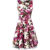 H&R LondonAudrey 50s Kleid multicolor
