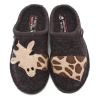 HaflingerWomens Jimmy Giraffe - Charcoal / 36 / M