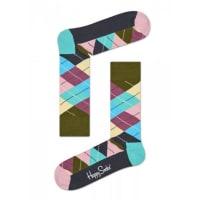 Happy Socks1pack Sokken Argyle