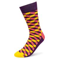 Happy SocksHerren Wadenlange Socken ONE Size