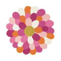 HarlequinFunky Flower Round Rug - 110x110cm