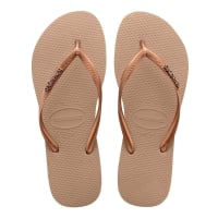 HavaianasSlippers-Flipflops Slim Logo Metallic
