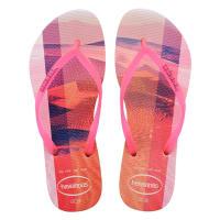HavaianasSlippers-Flipflops Slim Paisage-Roze