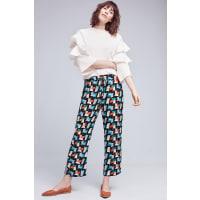 Hei HeiGinza Printed Pants