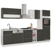 Held MöbelKüchenzeile, Held Möbel, »Avignon«, mit E-Geräten, Breite 300 cm